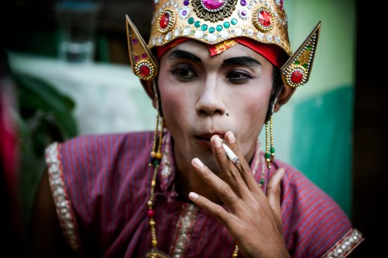 Indonezija: Jathilan